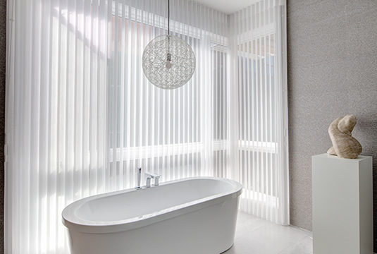 bathroom blind inspiration