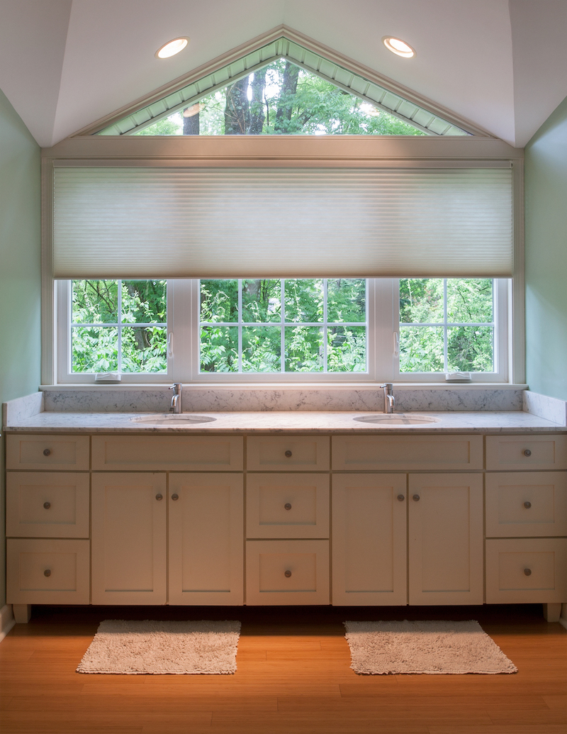 pictures of honeycomb shades