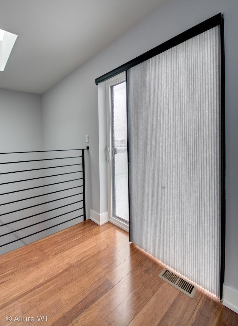 Entryway Hallway Window Treatment Design Ideas Photo Gallery