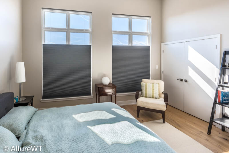 window treatments for a bedroom