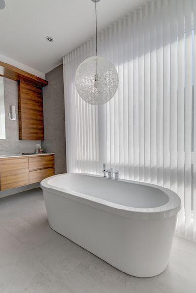 bathroom blind ideas