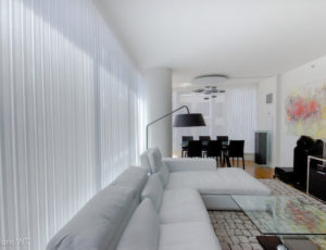 living room window treatment inspiration