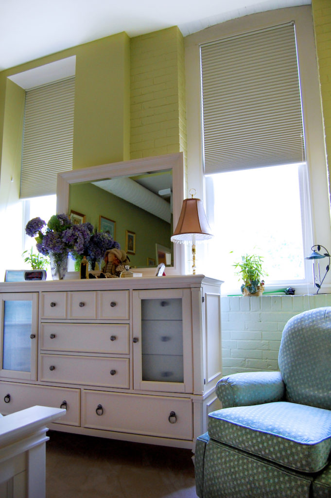 Cellular Honeycomb Shades In Philadelphia Allure Window