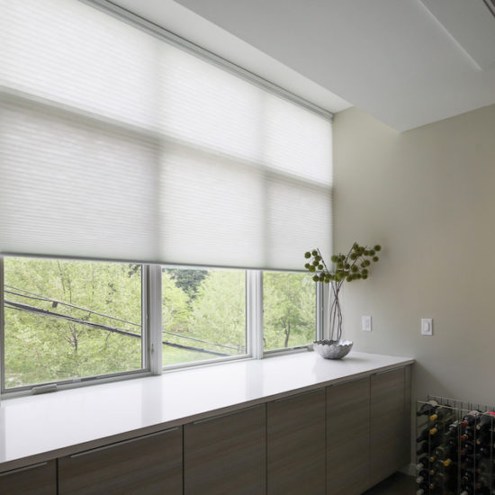 automatic window treatment gallery