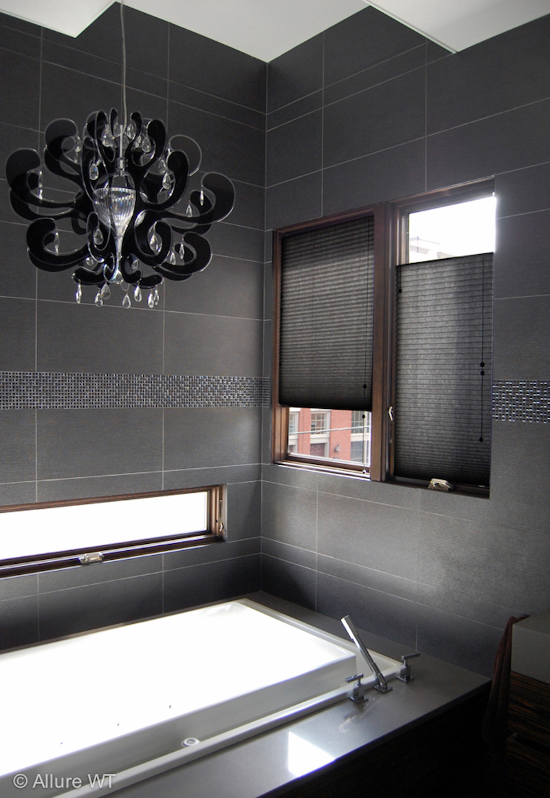 bathroom shade inspiration