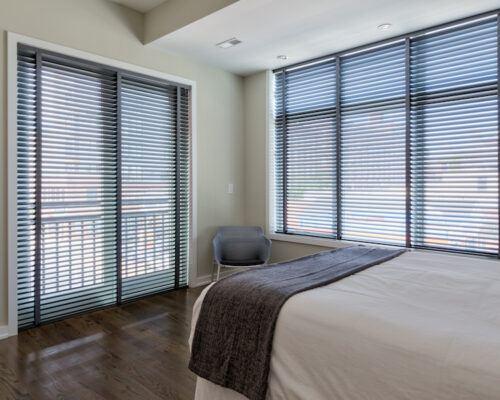 bedroom blind ideas