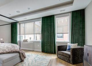 bedroom shade ideas