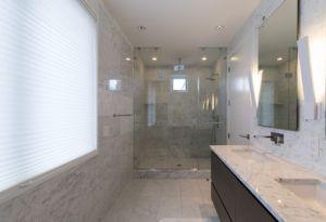 inspiration for bathroom blinds