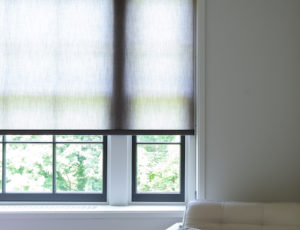 inspiration for bedroom window treatments