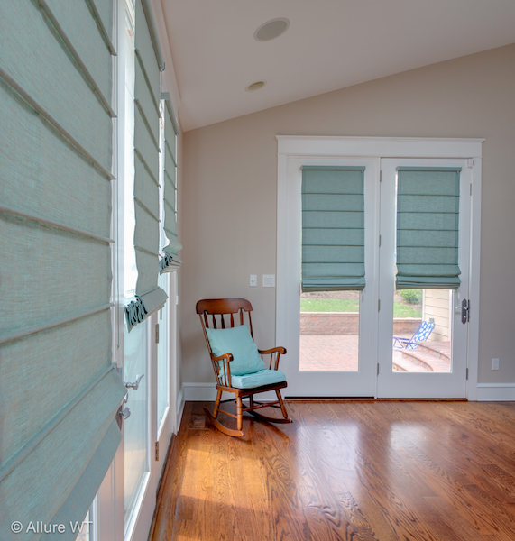 entry way shades