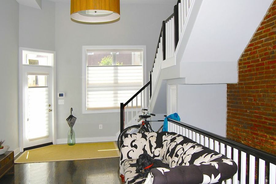 entry way shade ideas