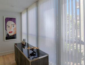vertical blind image