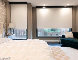 bedroom blackout shades
