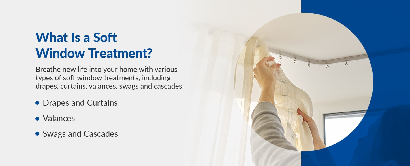 what is a soft window treatments
