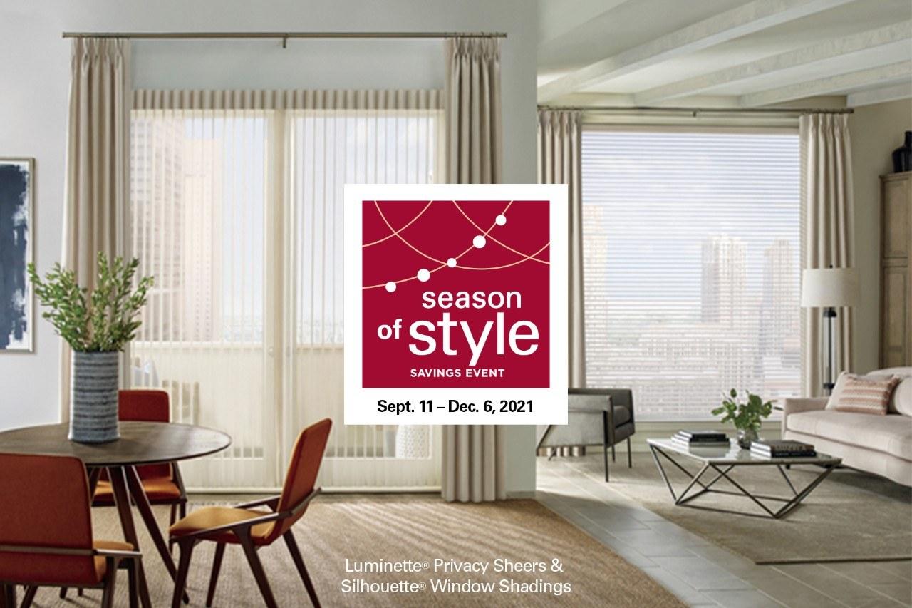 season of style promotion
